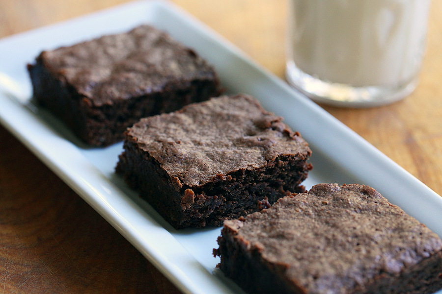 Lily's Classic Brownies