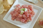 tuna tartare lead