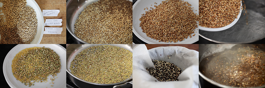 photo of whole grains