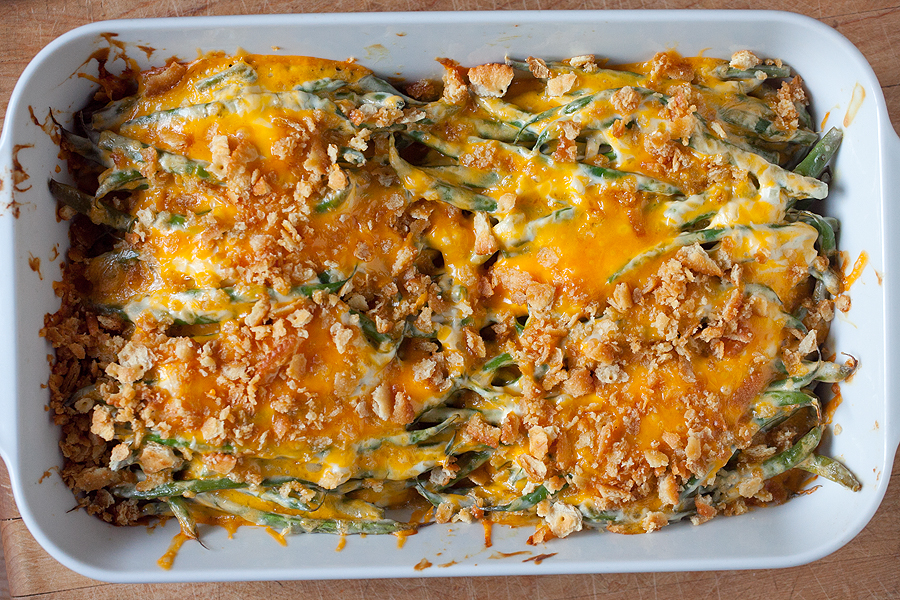 Farmstand Green Bean Casserole