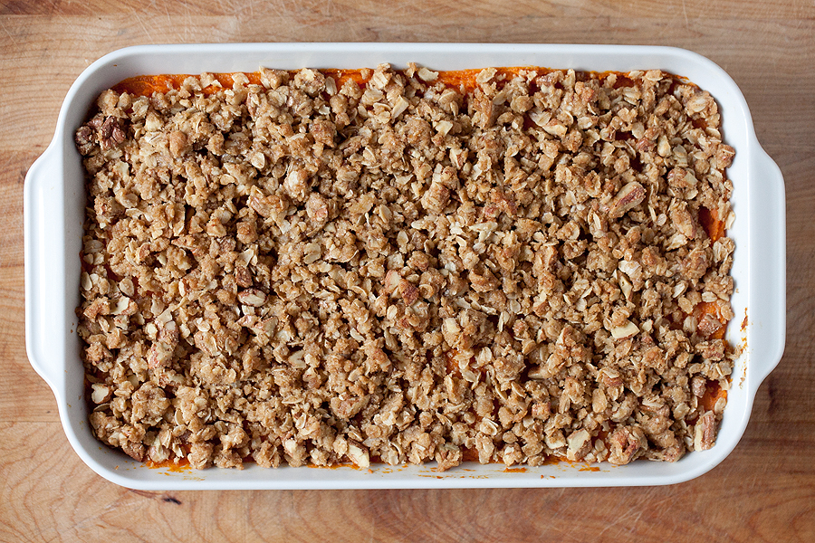 Photo Sweet Potato Casserole