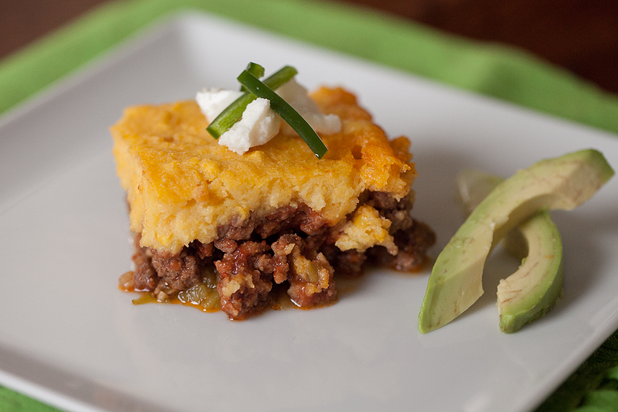 Cheddar And Green Chile Corn Pudding Recipes — Dishmaps