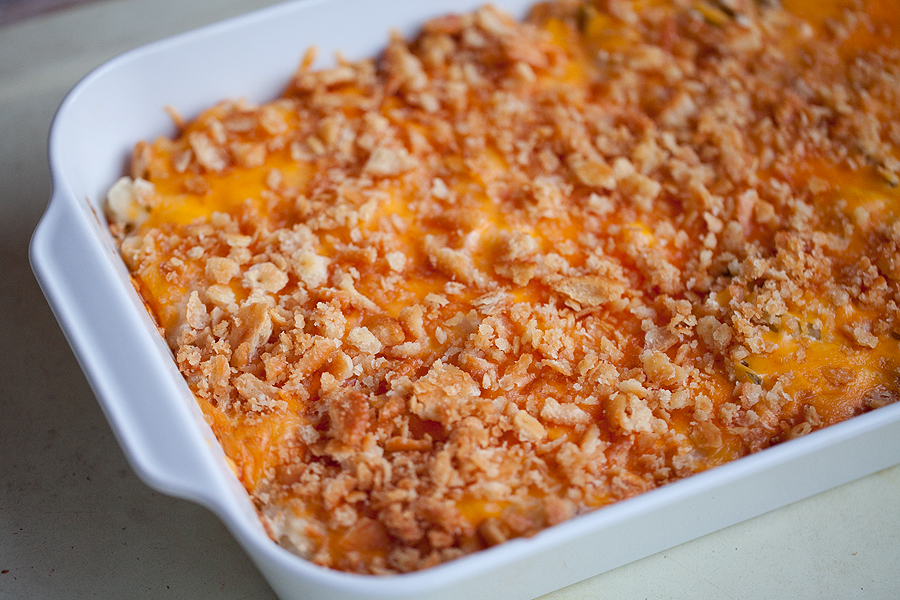Will's Texas Hash Brown Casserole