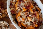sweet potato gratin lead