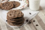Mocha Chocolate Chip Cookies Lead
