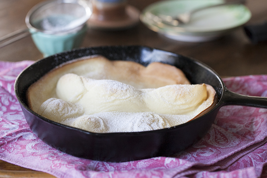 Dutch Baby Lead