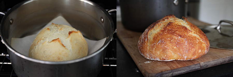 Bread Finished