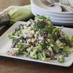 Broccoli Salad Lead