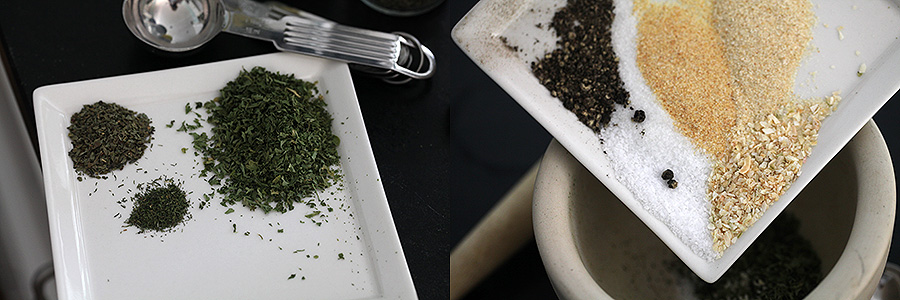 Buttermilk Ranch Herbs