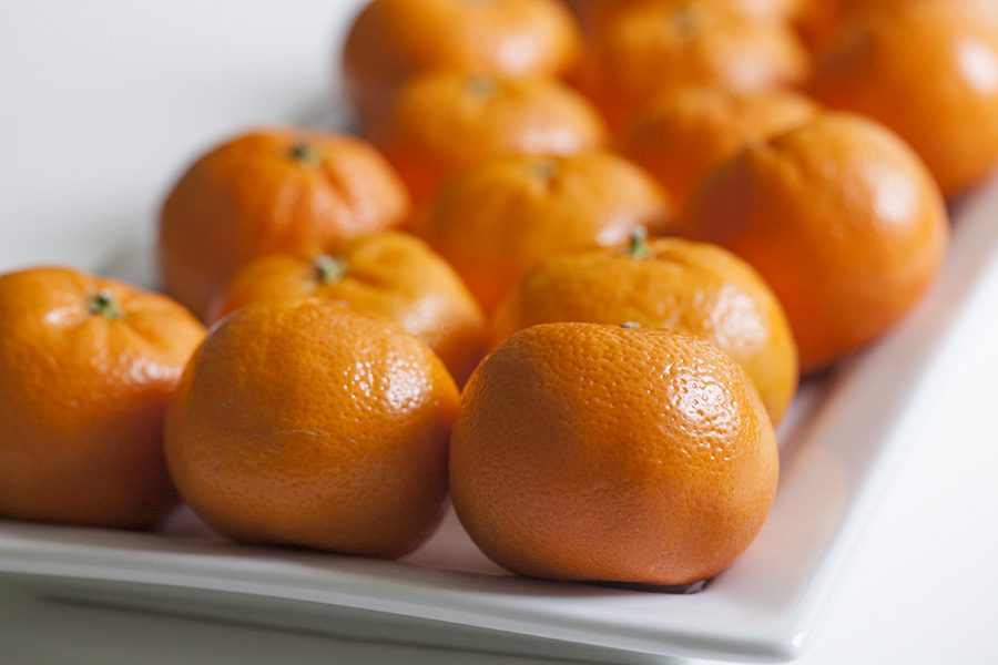 Photograph of Seedless Mandarins