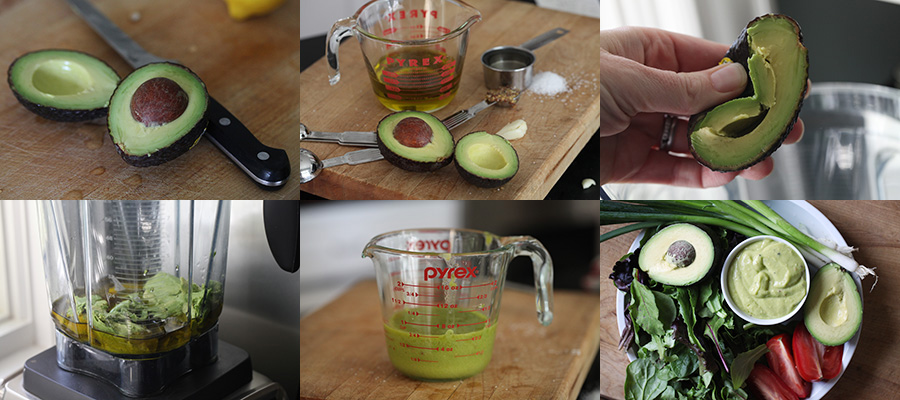 Avocado Salad Dressing Mix