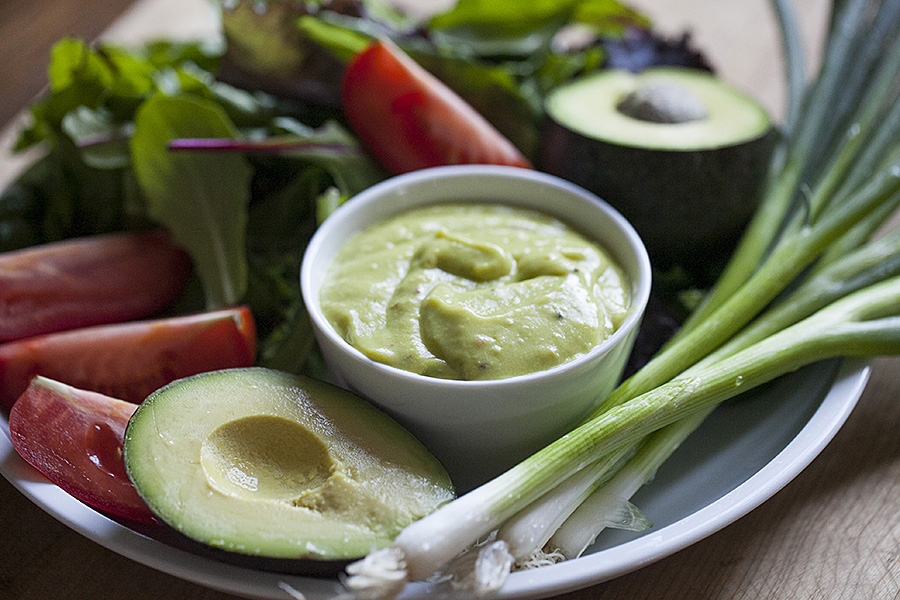 Avocado-Vinaigrette-Salad-Dressing