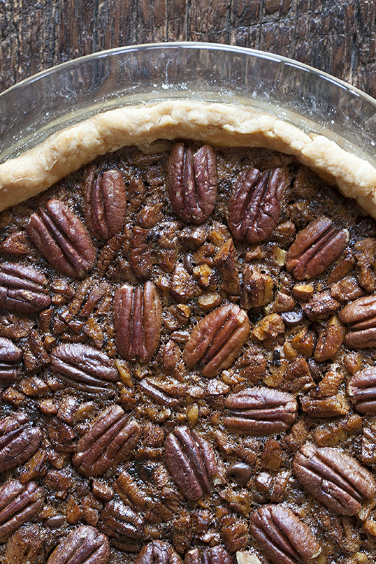 ... candy cane snowflakes bacon and cane syrup pecan pie recipes dishmaps