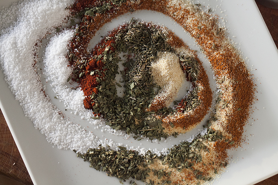 Handy Cajun Seasoning Mix