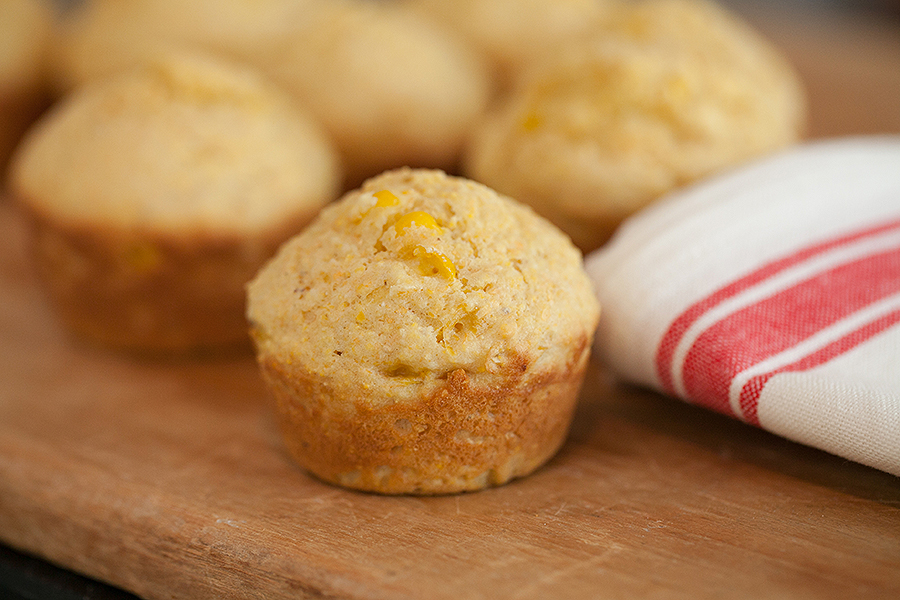 Photo of Cornbread Muffins