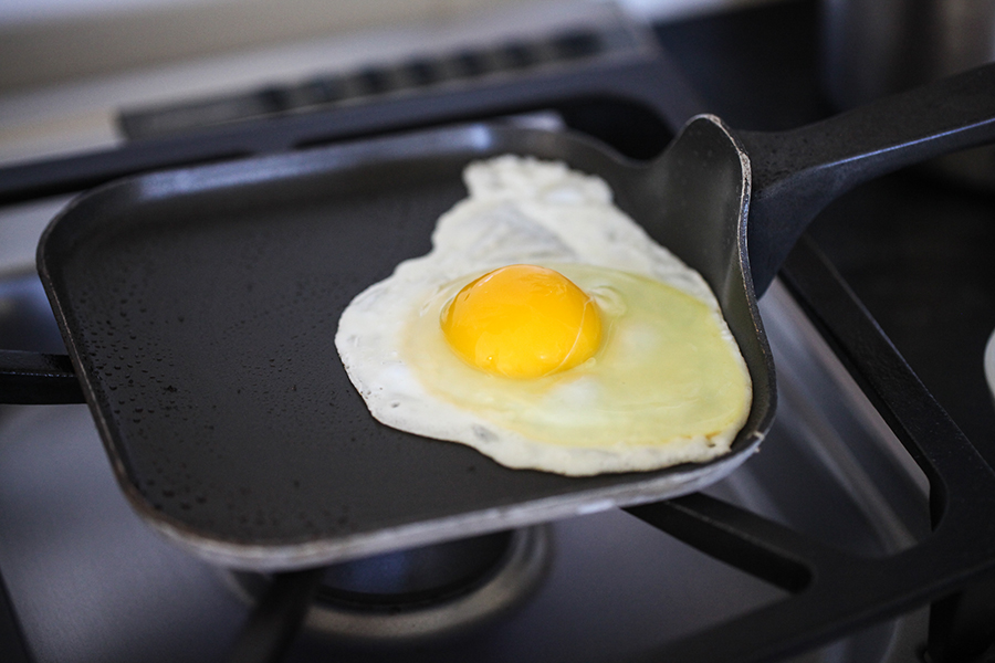 Photo of a Fried Egg