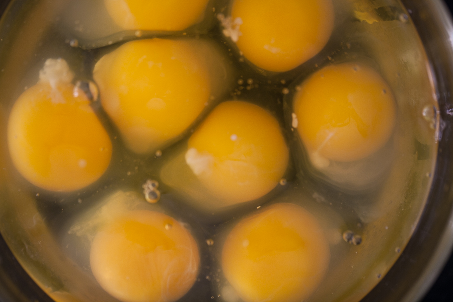 Photo of Cracked Eggs