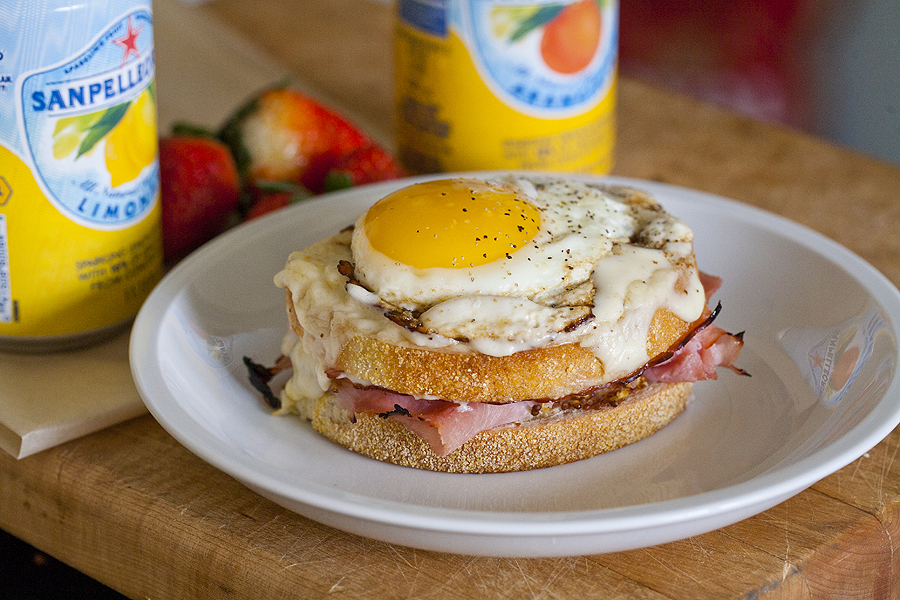 Photo of Croque Madame
