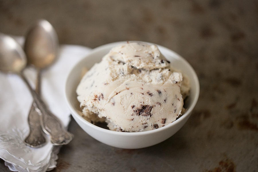 Brown Sugar Ice Cream