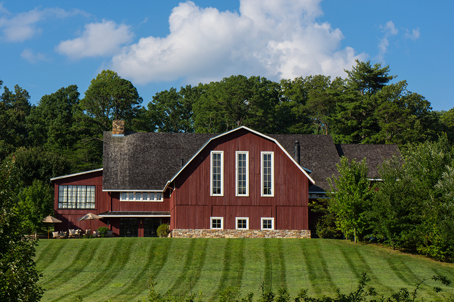 Blackberry Farm Barn