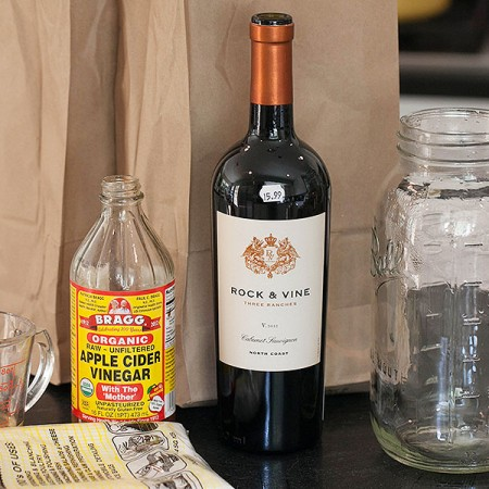 How to Make Vinegar