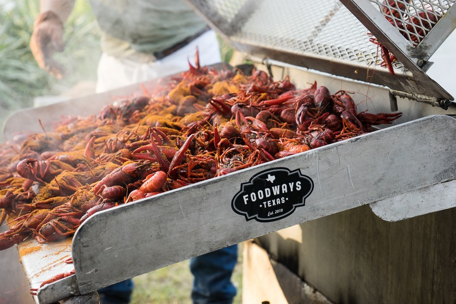 2016 Foodways Texas Symposium: At Home on the Range