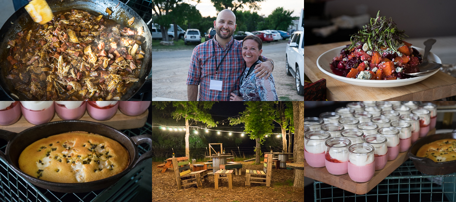 Foodways Texas Thursday Dinner at Last Stand Food